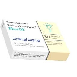 EMTRICITABINE/ TENOFOVIR DISOPROXIL